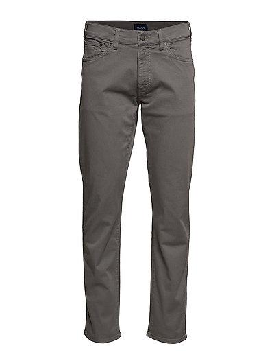Regular Desert Jeans Jeans Grau GANT