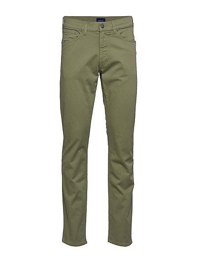 Regular Desert Jeans Jeans Grün GANT