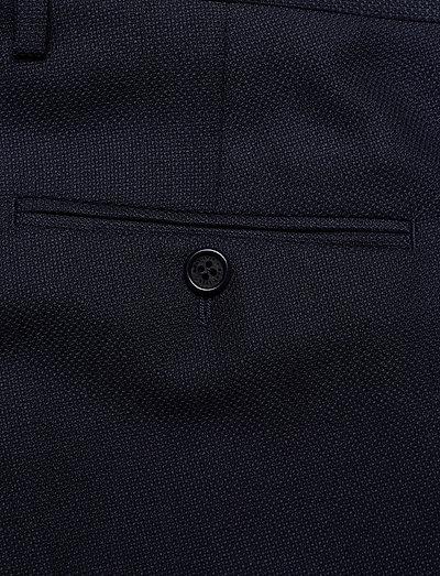 Gant D1. Slim Club Pant- Housut Evening Blue
