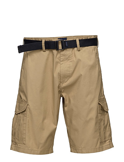 O2. Tp Relaxed Belted Utility Short Shorts Casual Beige GANT