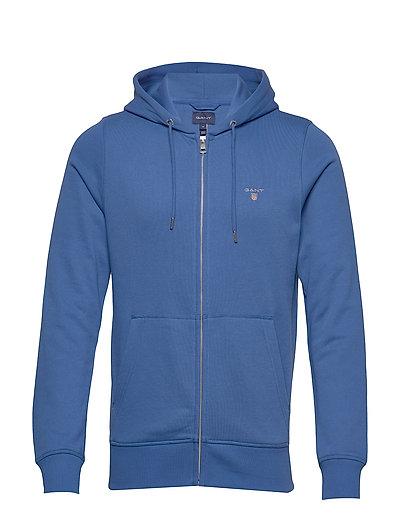 The Original Full Zip Hoodie Hoodie Pullover Blau GANT