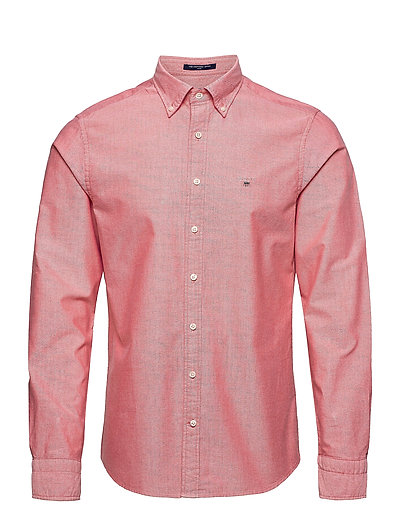 Slim Oxford Shirt Bd Hemd Business Rot GANT | GANT SALE