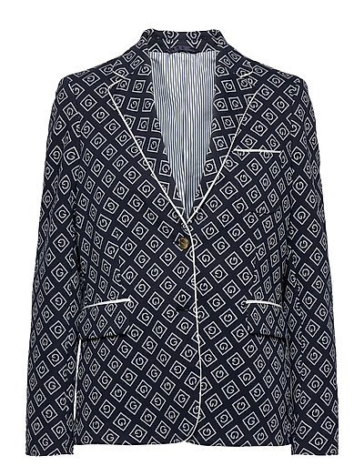 D1. Icon G Club Blazer Blazers Over D Blazers Blau GANT | GANT SALE