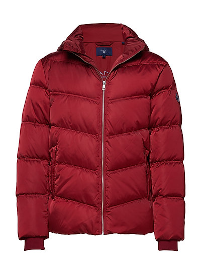 O2. THE ALTA DOWN JACKET - WINTER WINE