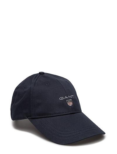 GANT TWILL CAP - MARINE