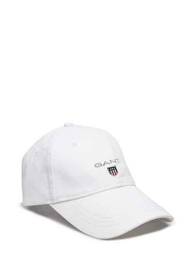 9ef8d6f9 Gant Twill Cap (White) (39 €) - GANT - | Boozt.com