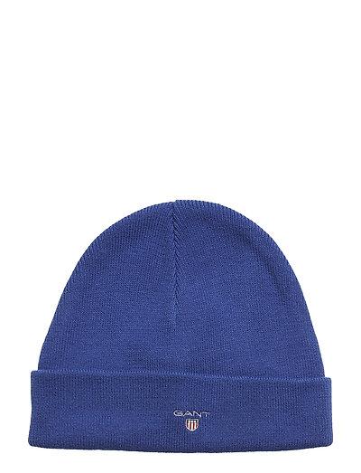 O1. LOGO HAT - COLLEGE BLUE