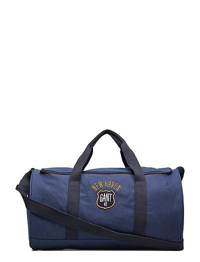 D1. Rugby Bag Bags Weekend & Gym Bags Blau GANT