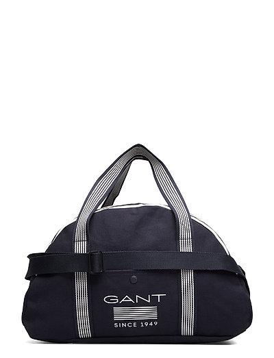 D1. 13 Stripes Canvas Bag Bags Weekend & Gym Bags Blau GANT