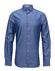 G1. ROYAL OXFORD SLIM SPREAD - COLLEGE BLUE