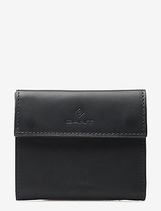 G1. SMALL LEATHER WALLET - MARINE