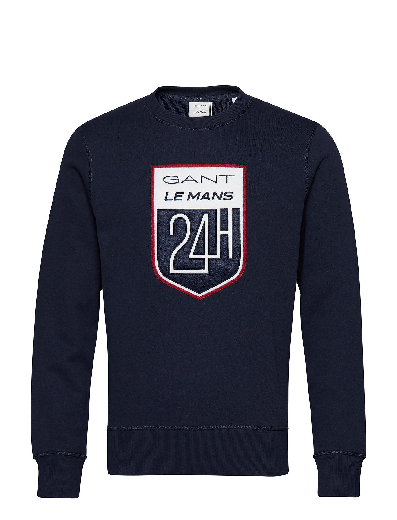 GANT LM. C NECK SWEAT Ögrönlar