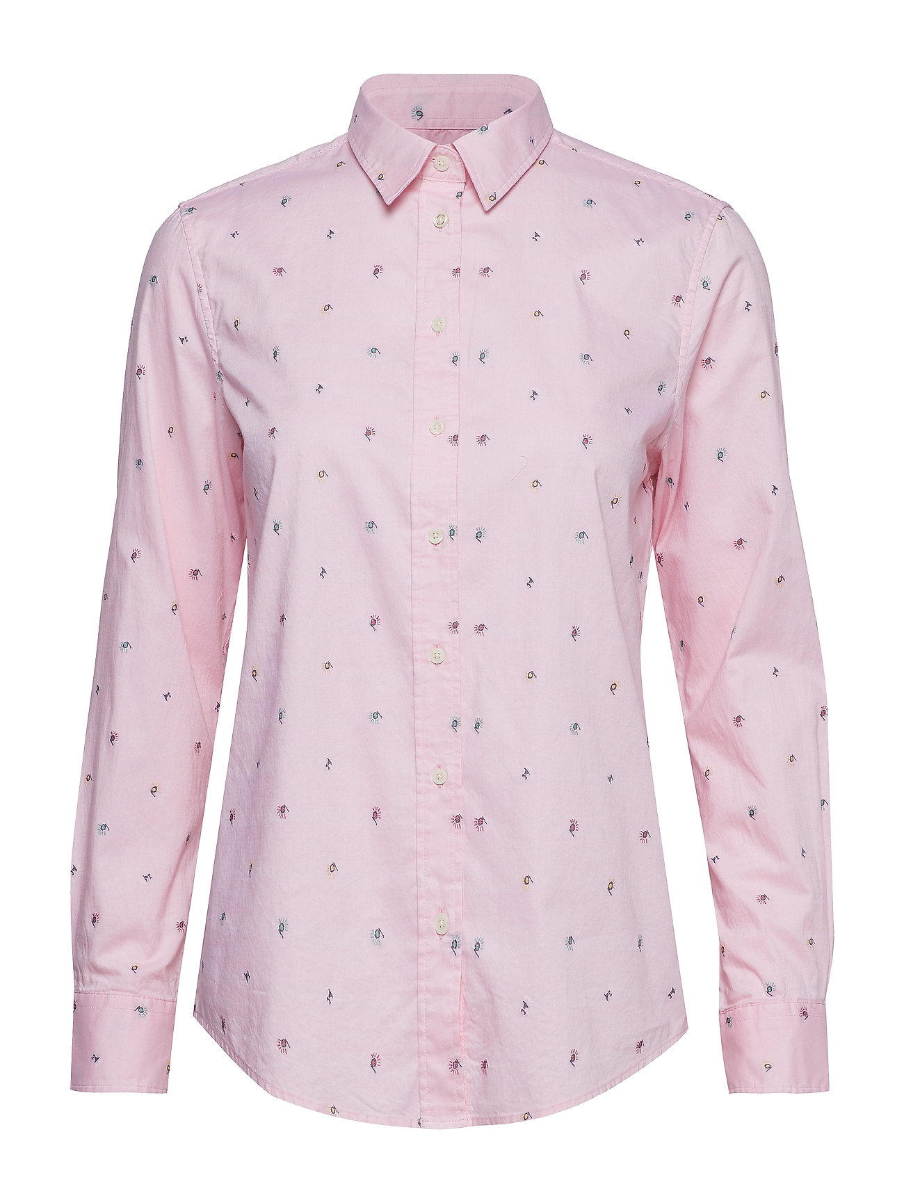 GANT LM. FILE COUPE - CALIFORNIA PINK
