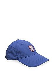 LM.NYLON CAP - YALE BLUE