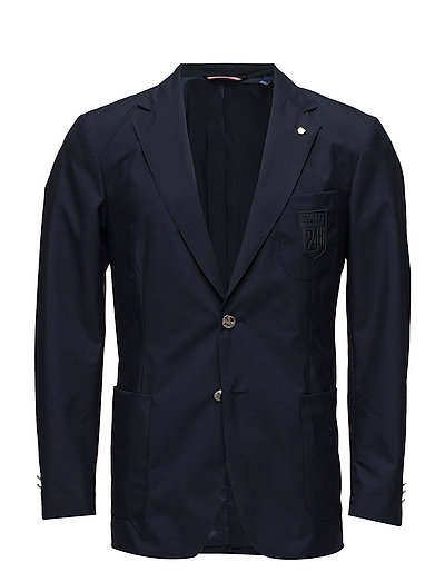 LM. LE MANS CLUB  BLAZER - EVENING BLUE