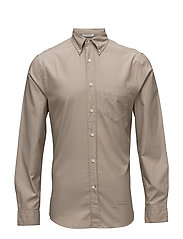 R1. ARCHIVE OXFORD SLIM BD - DARK SAND