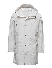 R2. SUMMER PARKA - WHITE