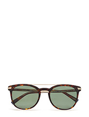 GA7061 - 52R DARK HAVANA / GREEN POLARIZED
