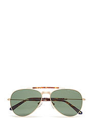 GA7088 - 32R GOLD / GREEN POLARIZED