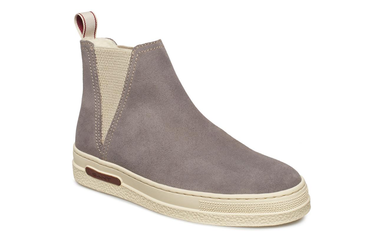 Maria Mid Boot (Ash Gray) (83.97 €) - GANT - Schoenen  6bbf26f629