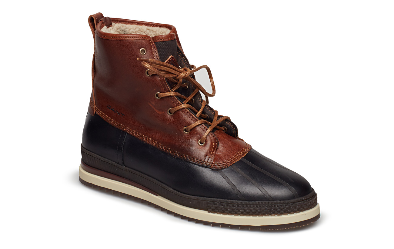 GANT Sheriff Mid lace boot