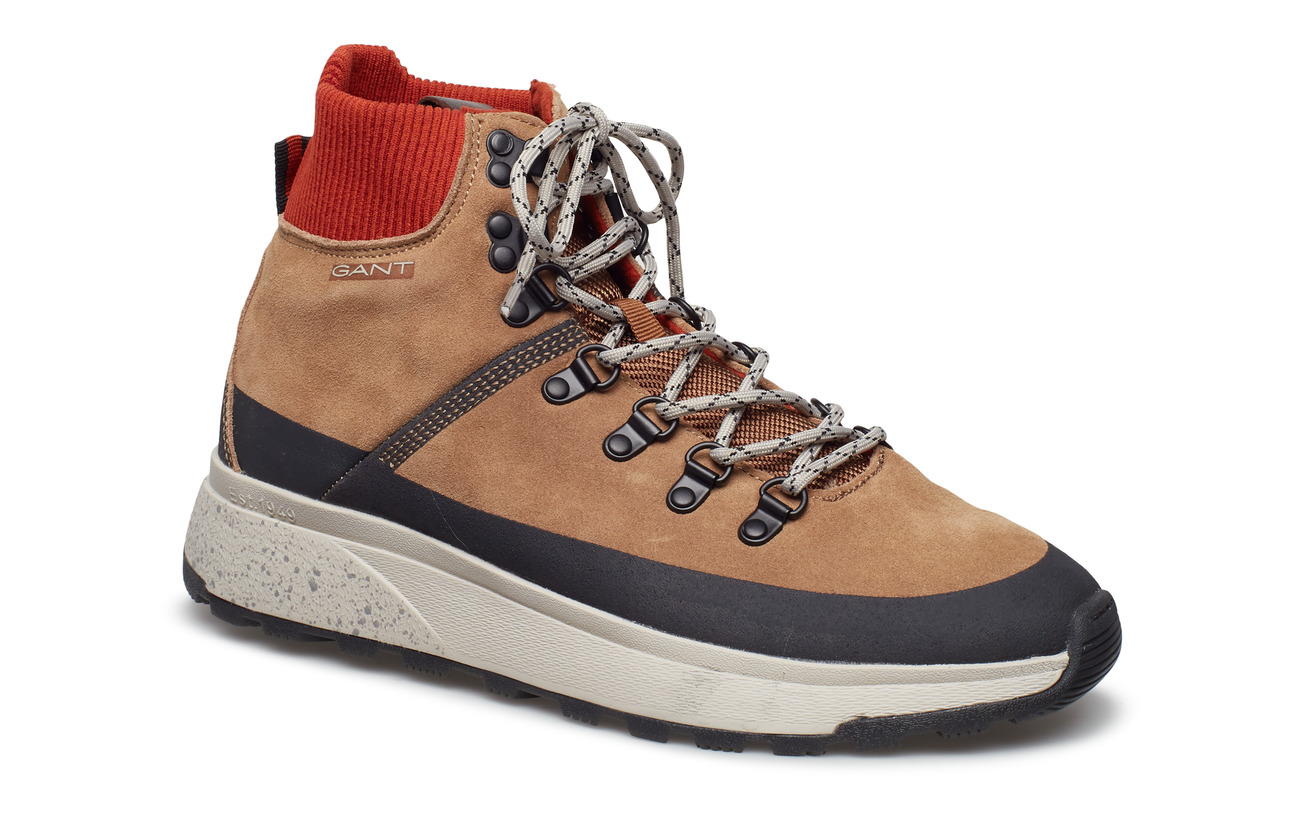 GANT Tomas Mid lace boot