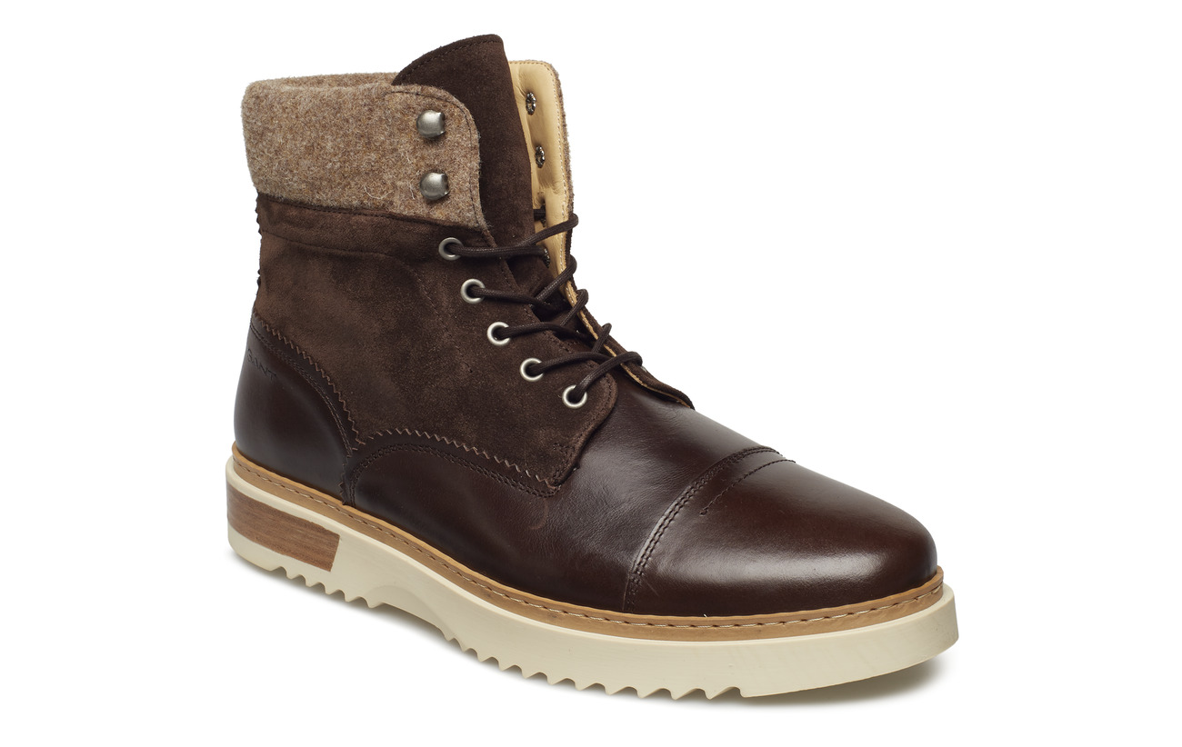GANT Jean Mid lace boot
