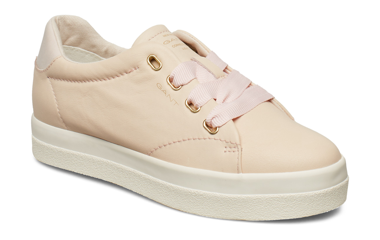 1564f7b854 Aurora Low Lace Shoes (Silver Pink) (£65) - GANT - | Boozt.com
