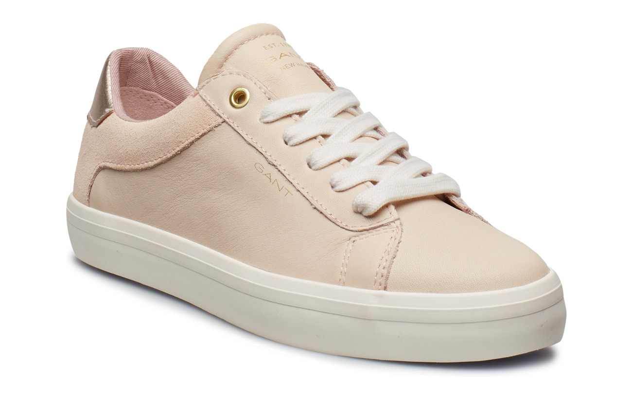GANT Baltimore Low lace shoes - SILVER PINK