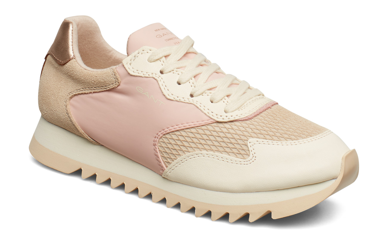 GANT Lindsey Sneaker - MACADAMIA/LT.PINK