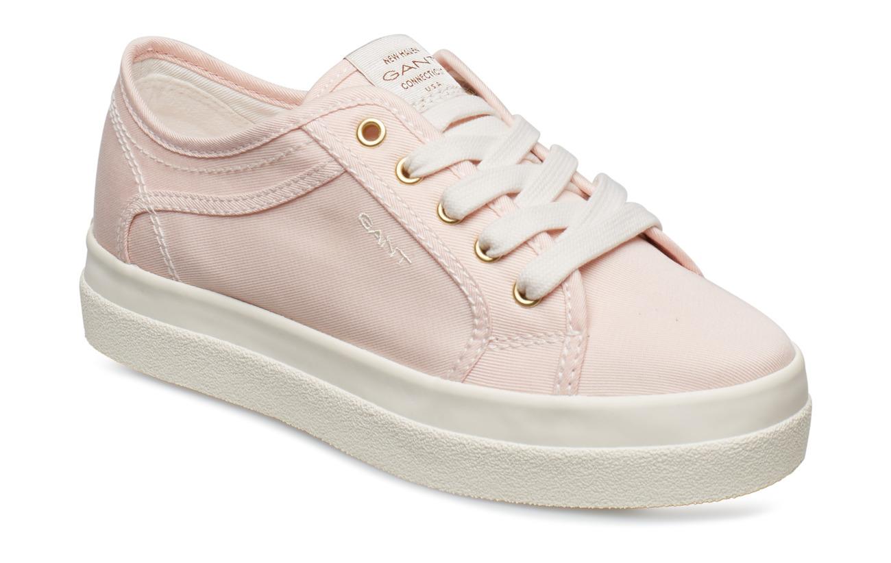 GANT Aurora Low lace shoes - SILVER PINK