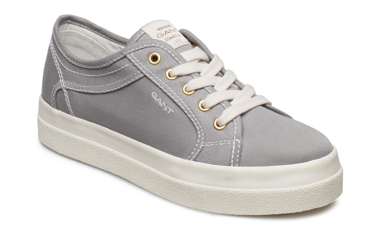 GANT Aurora Low lace shoes - SLEET GRAY