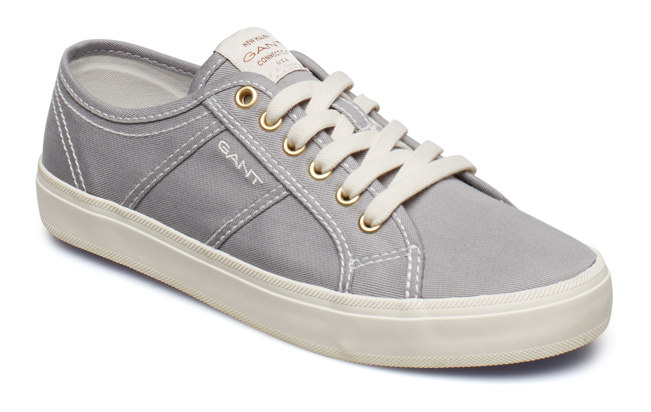 GANT Zoee Low lace shoes - SLEETGRAY