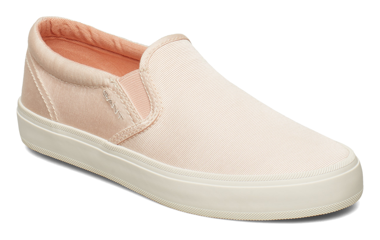 GANT Zoee Slip-on shoes - SILVERPINK