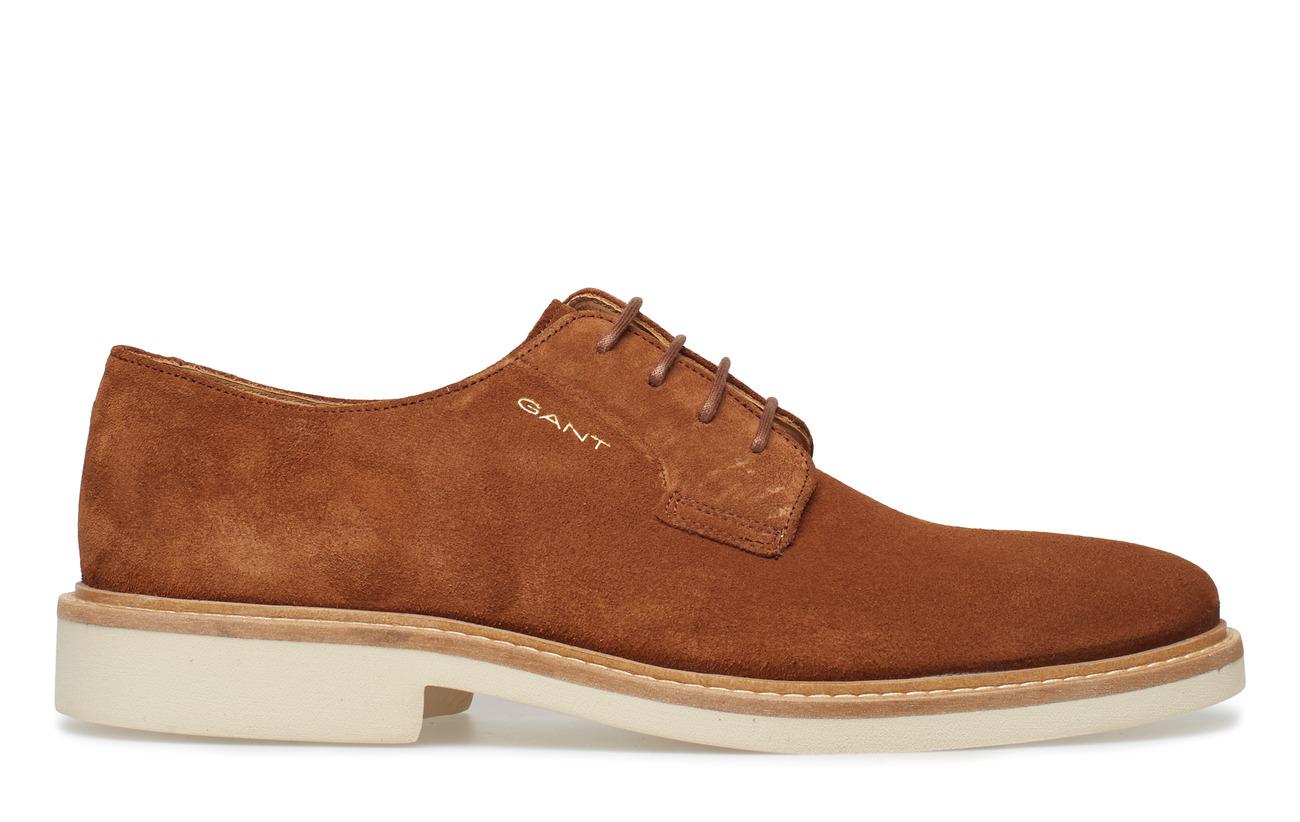 ShoescognacGant Plano Lace Low Low Plano PZOXiTku