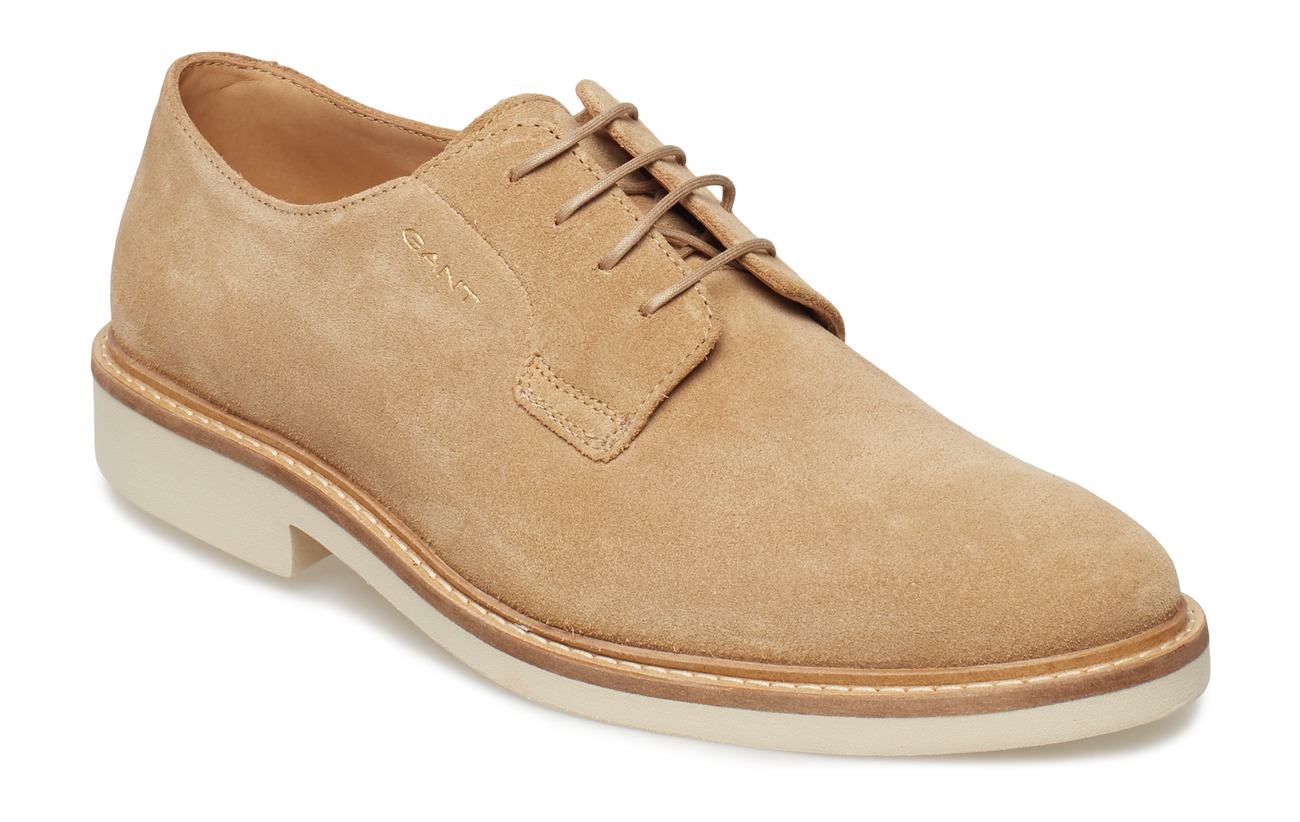 GANT Plano Low lace shoes - DRYSAND