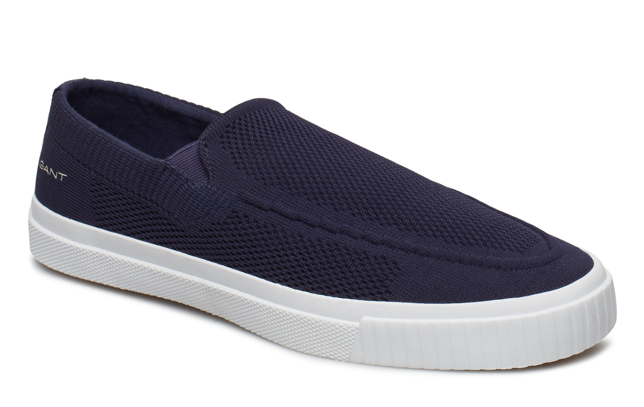 GANT Hero Low lace shoes - MARINE