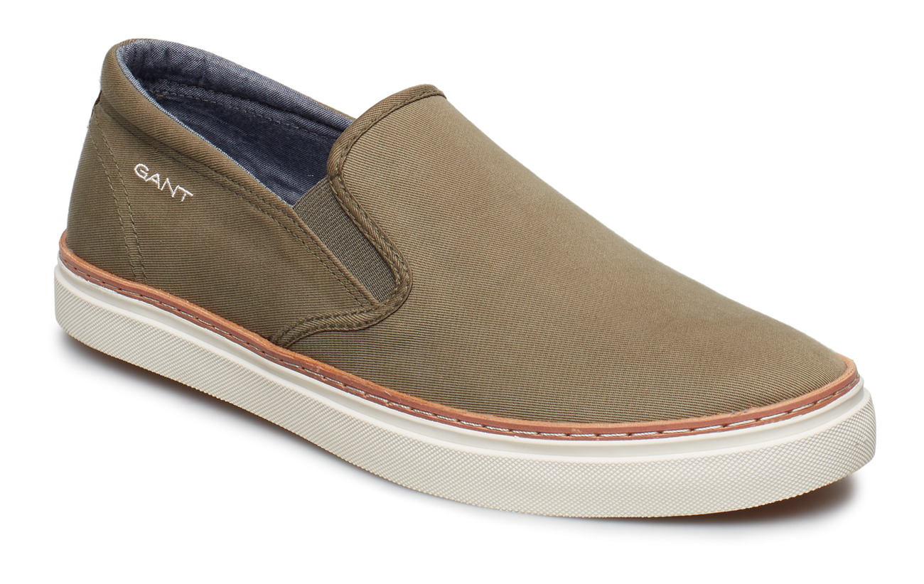 GANT Bari Slip-on shoes - KALAMATAGREEN
