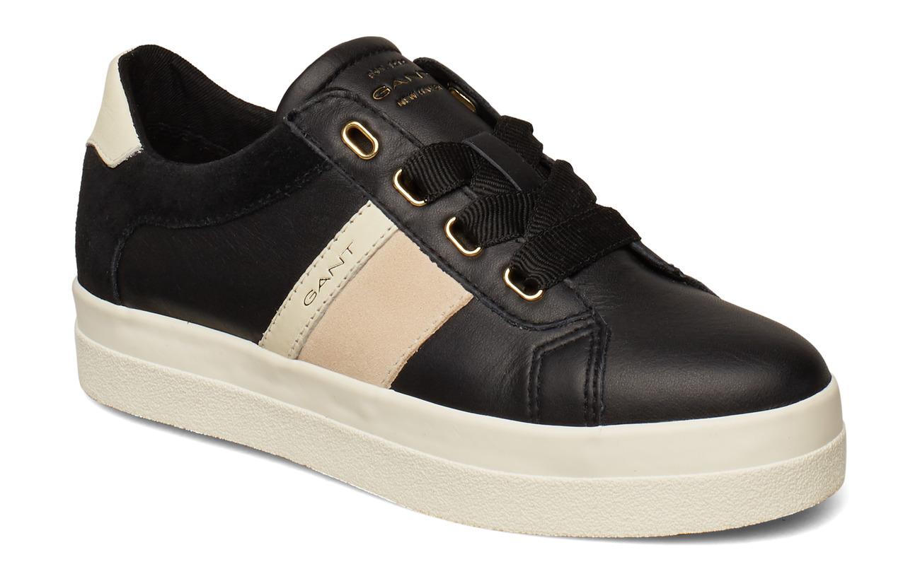 GANT Aurora Low lace shoes - BLACK