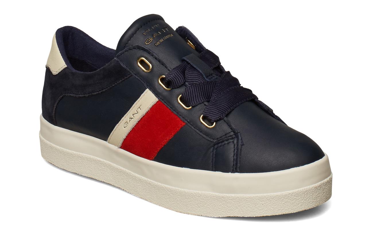 GANT Aurora Low lace shoes - MARINE