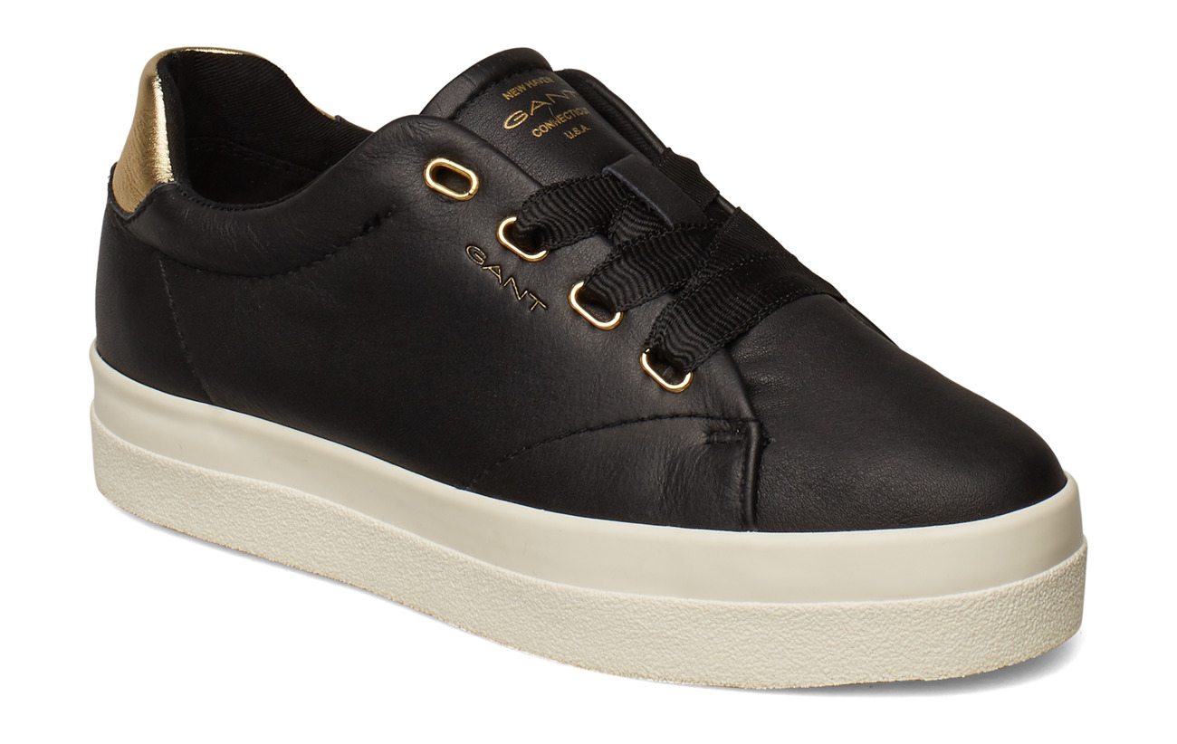 GANT Aurora Low lace shoes - BLACK