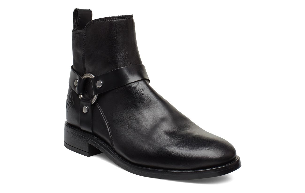 GANT Fay  Mid Zip boot - BLACK
