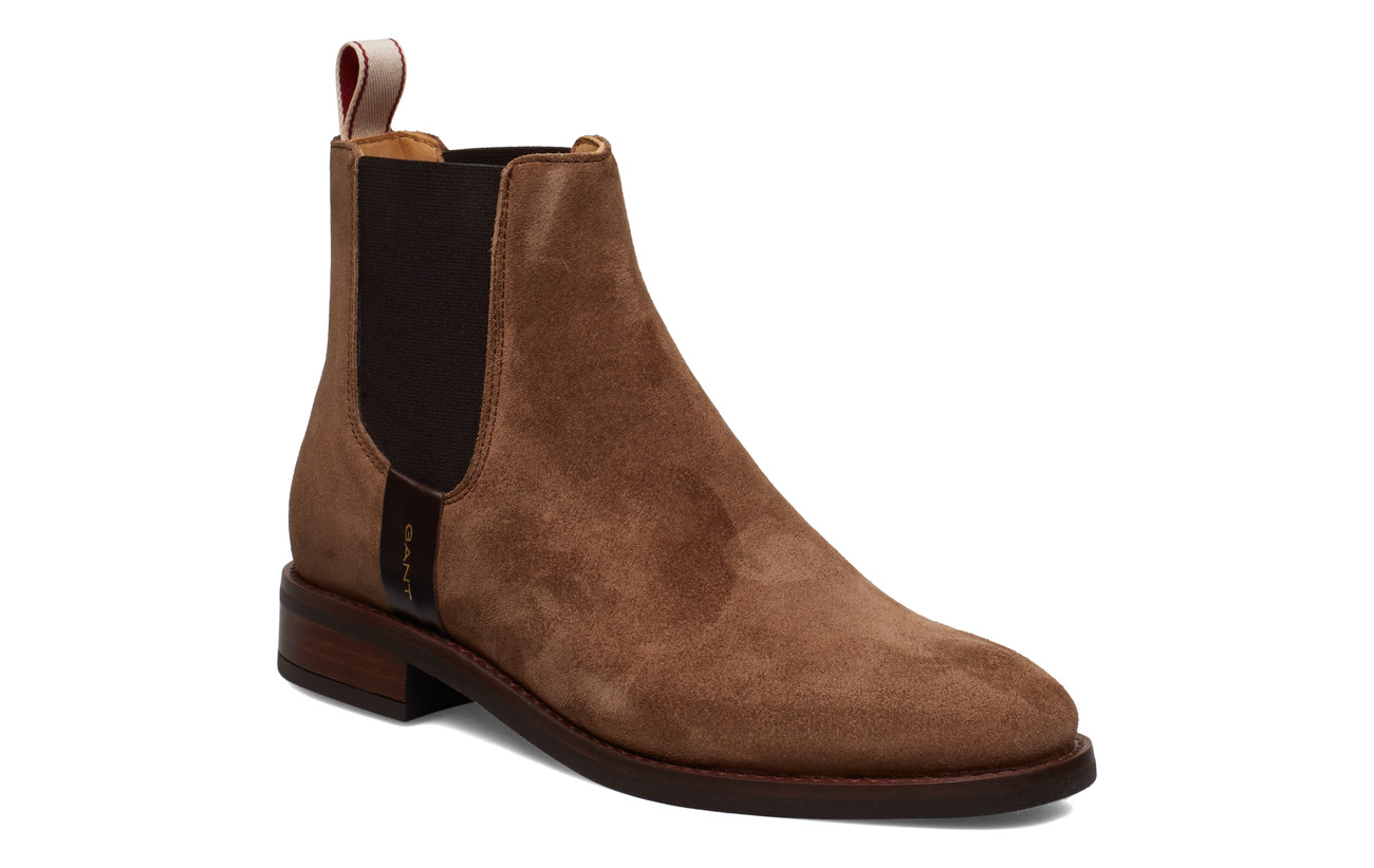 GANT Fay  Chelsea - MUD BROWN