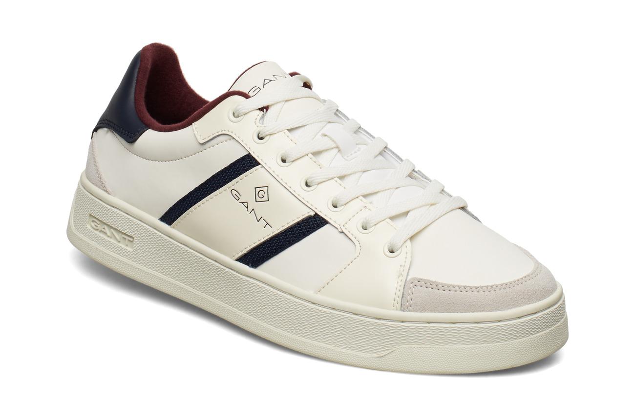 GANT Detroit Low lace shoes - OFF WHITE