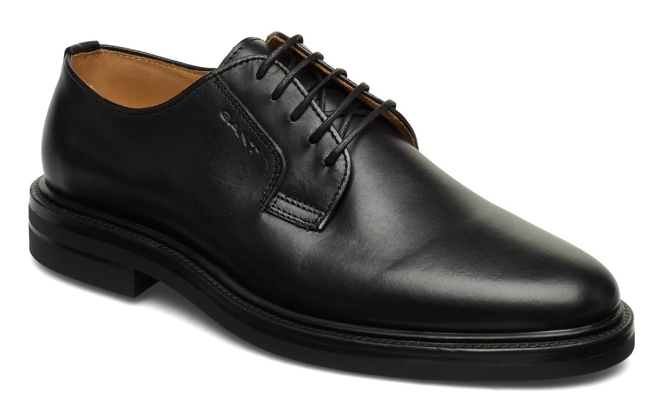 GANT Fargo Low lace shoes - BLACK