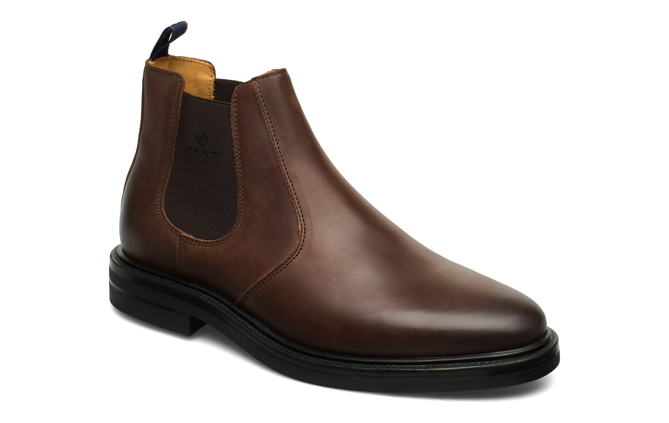 GANT Fargo Chelsea - DARK BROWN