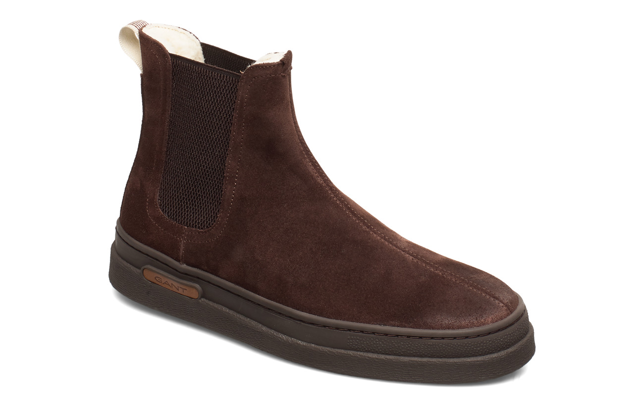 GANT Creek Chelsea - DARK BROWN