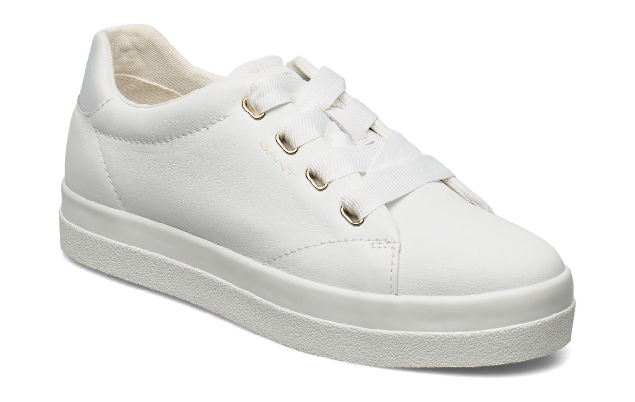 GANT Avona Sneaker - BRIGHT WHITE