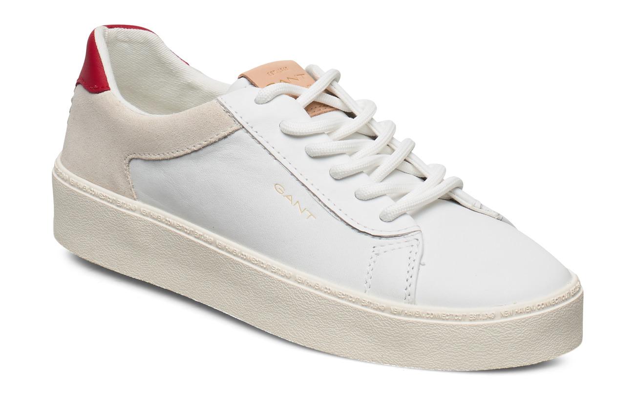 GANT Lagalilly Sneaker - BR. WHT./CREAM