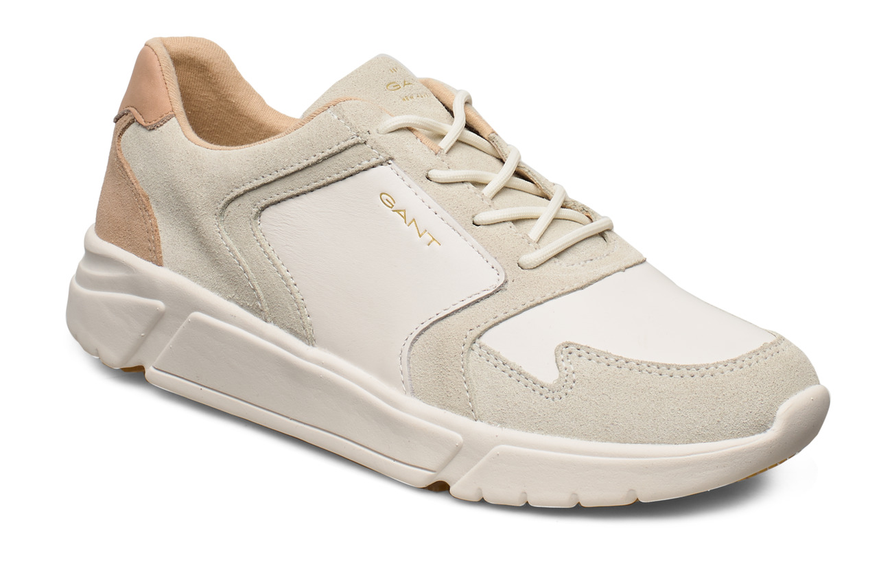 GANT Cocoville Sneaker - BR.WHT./CREAM/BEIGE